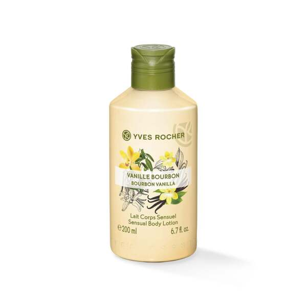 Bodylotion - Bourbon Vanilla