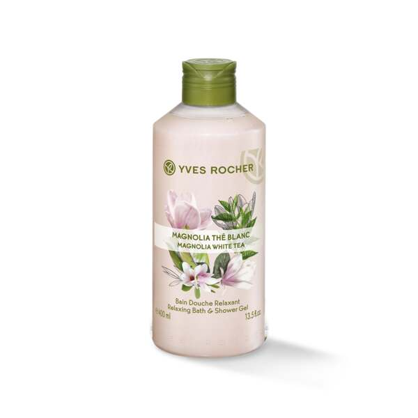 Dusjgelé - Magnolia White tea 400 ml