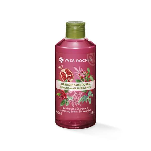 Dusjgelé - Pomegranate Pink berries 400 ml