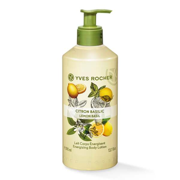 Bodylotion - Lemon Basil