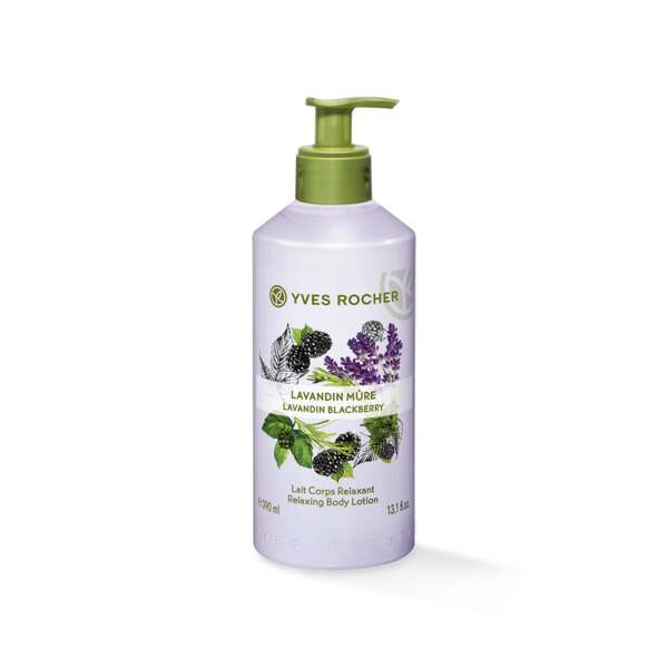Bodylotion - Lavandin Blackberry