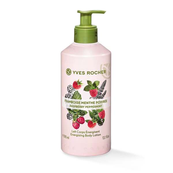 Bodylotion - Raspberry Peppermint