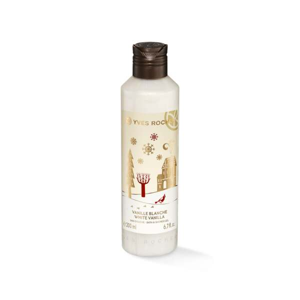 Dusjgelé - White Vanilla 200 ml