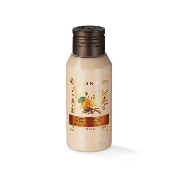 Bodylotion - Clementine & Spices