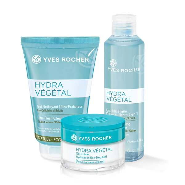 Sett - Hydra Végétal Normal to Combination (with micellar water)